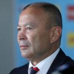 RFU Eddie Jones following England's defeat to South Africa