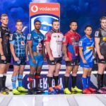 Super Rugby kits 2020