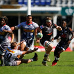 The Sharks battle the Stormers in Durban