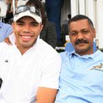 Bryan Habana and Peter de Villiers