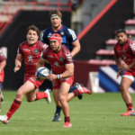 Cheslin Kolbe on the run for Toulouse European Champions Cup semi final