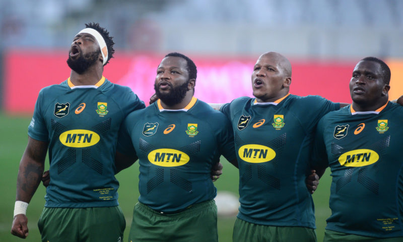 Nche: Boks' half-time subs not pre-planned