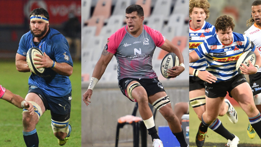 Currie Cup teams (Round 7)